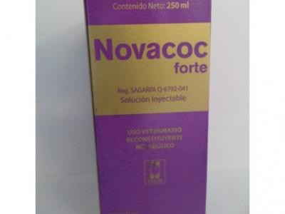 NOVACOC FORTE 250 ML